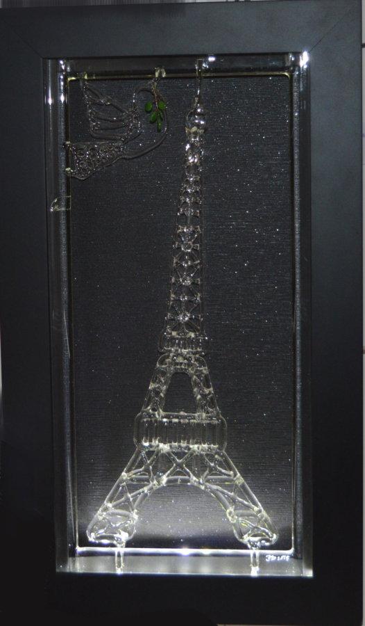 """Tableau lumineux """"PARIS"""""""